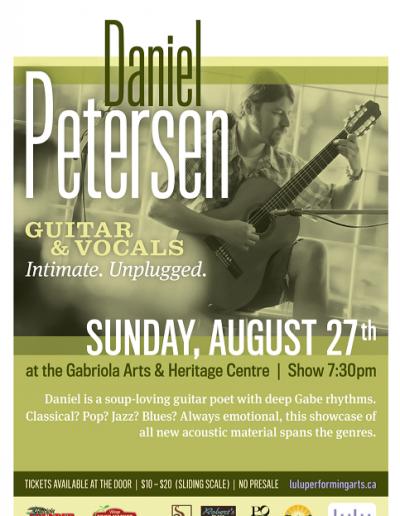 5 Daniel Petersen