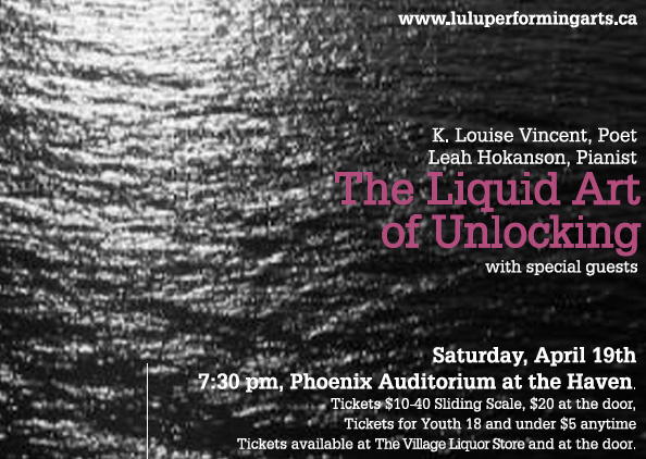 'The Liquid Art of Unlocking'